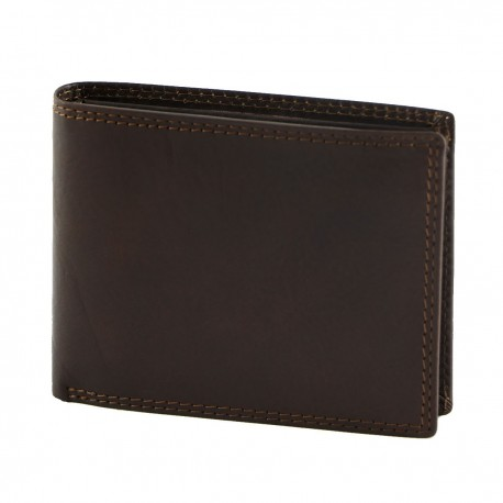 Mens Leather Wallets - 7008