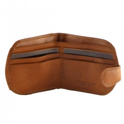 Mens Leather Wallets - 7018