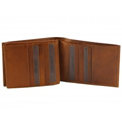 Mens Genuine Leather Wallets - 7019