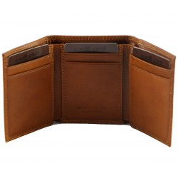 Men's Leather Wallets - 7022