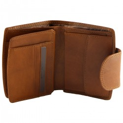 Leather Women's Wallets - 7029