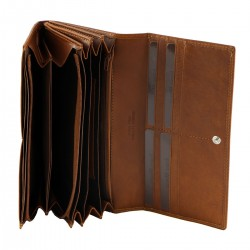 Women's Leather Wallets - 7033