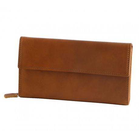 Womens Leather Wallets - 7035