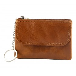 Leather Coins Holder - 7044