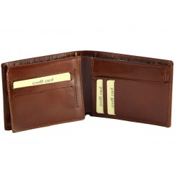 Genuine Leather Men's Wallet  - 7050