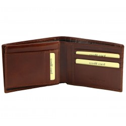 Mens Genuine Leather Wallets - 7058