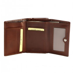 Genuine Leather Women's Wallets - 7068