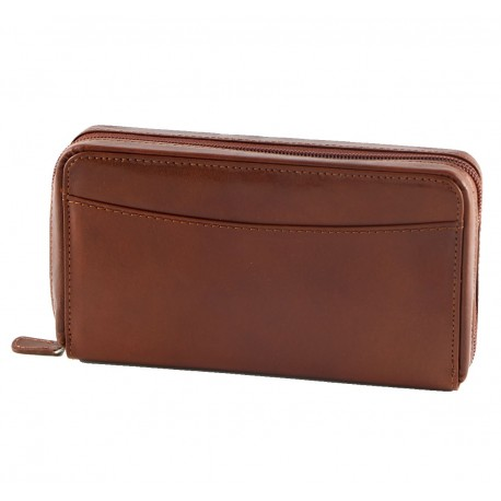 Women's Leather Wallets - 7071