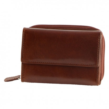 Womens Leather Wallets - 7073