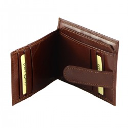 Leather Credit Card Holder - 7086