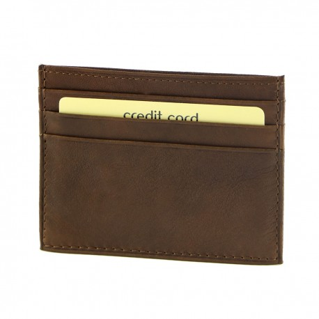 Leather Business Card Holders - 7090