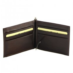 Porte Cartes Cuir Veritable - 7091