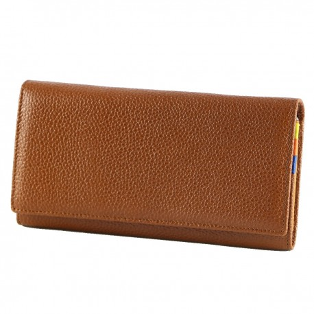 Leather Women's Wallets - 7110