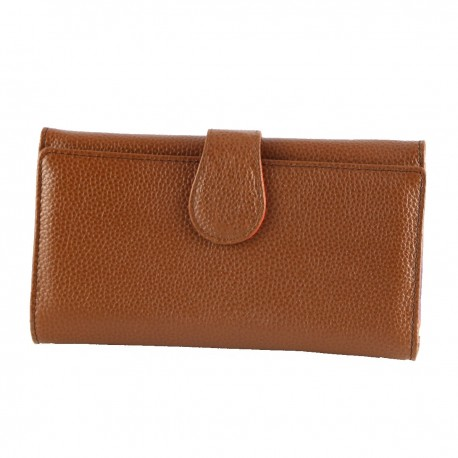Genuine Leather Women's Wallets - 7118