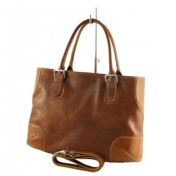 Leather Bag for Women - 1004 - Shoulder / Shopper Bags