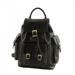 Genuine Leather Backpackas - 3007 - Genuine Leather Bag