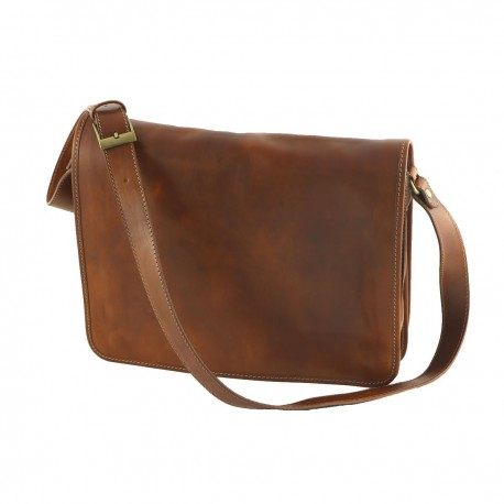 Messenger in Pelle - 2003 - Cartelle Unisex Pelle