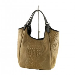 Genuine Leather Bags for Women - 1014 Small - Shopper