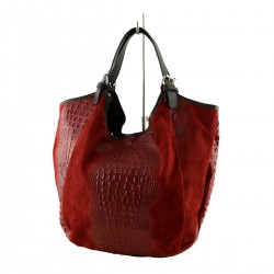 Genuine Leather Women Bag - 1014 Large - Shopper