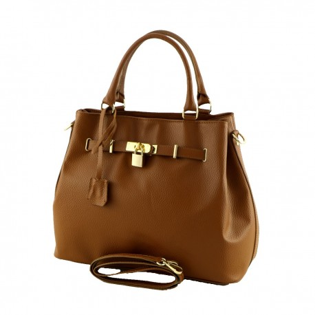Leather Handbag - 1018 - Women Leather Bags