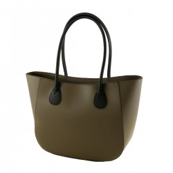 Borsa Shopper in Pelle - 1019 - Cartella Donna Pelle