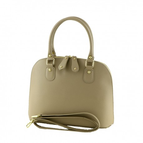 Leather Handbag - 1025 - Women's Shoulder Bags