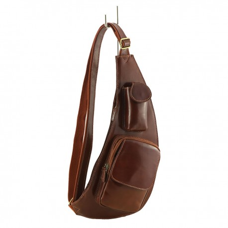 Leather Waist Bags - 2010 - Men Leather Bag