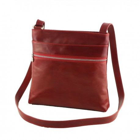 Unisex Leather Bag - 1026 - Genuine Leather Bags