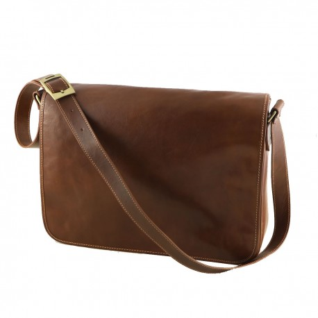 Messenger Leather Bag - 2016 - Genuine Leather Bags