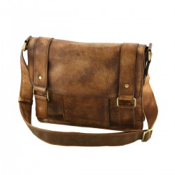 Leather Messenger Bags for Men - 2025 - Genuine Leather Bag