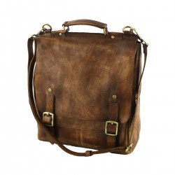 Leather Man Bag - 2026 - Genuine Leather Bags