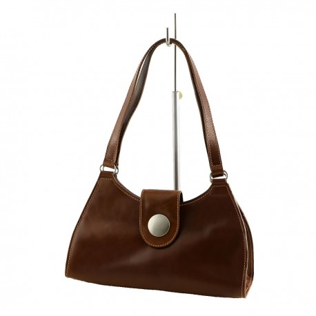 Genuine Leather Women Bag - 1042 - Genuine Leather Bags