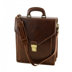 Mens Leather Bags - 2037 - Genuine Leather Bags