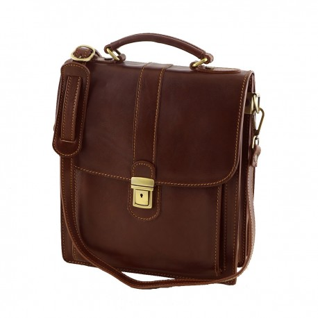Bag Men's Leather - 2007 - Genuine Leather Bags