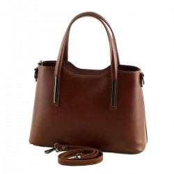 Women's Handbags - 1057 - Genuine Leather Bag