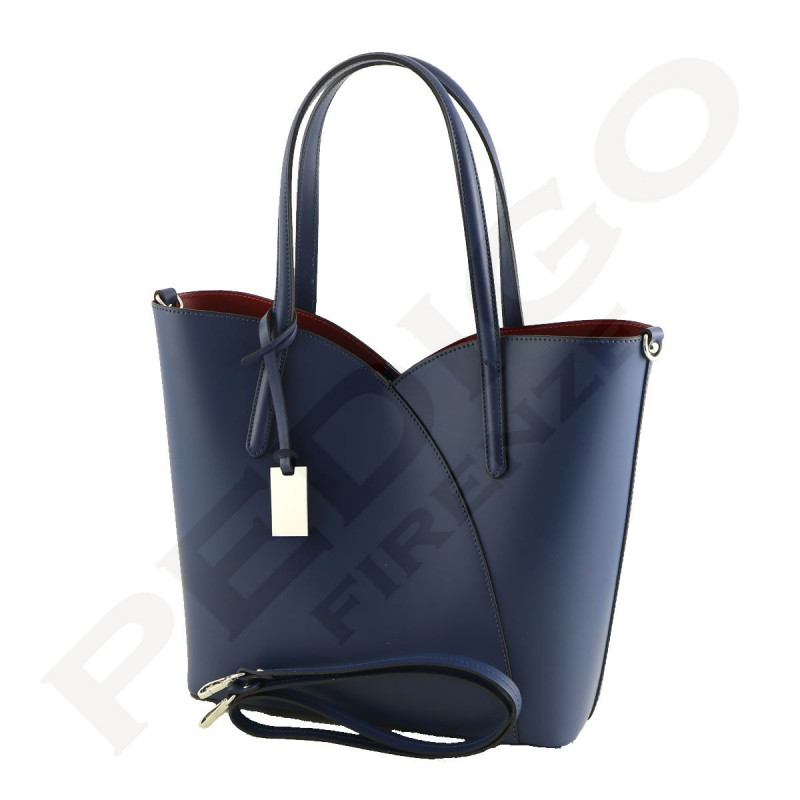 Leather Bags Women 1061 Genuine Leather Bag Made In