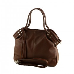 Women's Leather Bags - 1063 - Genuine Leather Bag