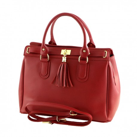 Womens Leather Bags - 1065 - Genuine Leather Bag