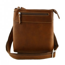 Bag Men's Leather - 2041 - Genuine Leather Bags