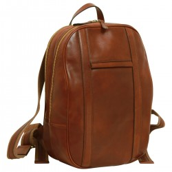 Genuine Leather Backpack - FLB0314 - Leather Bags Florentine
