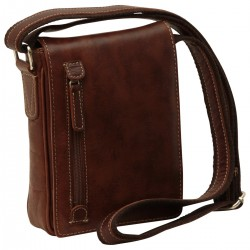Genuine Leather Man Bag - NW0728 - Leather Bags New World