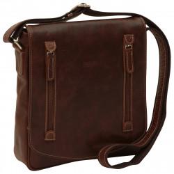 Echt Leder Herrentasche - NW0735 - Leder Taschen New World
