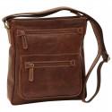 Echt Leder Herrentasche - NW0745 - Leder Taschen New World