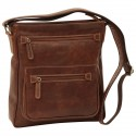 Genuine Leather Man Bag - NW0745 - Leather Bags New World