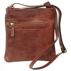 Genuine Leather Man Bag - NW0861 - Leather Bags New World