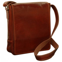 Genuine Leather Man Bag - NW0873 - Leather Bags New World