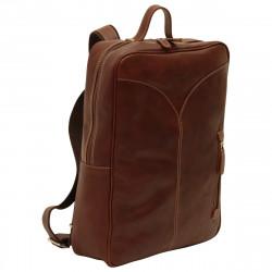 Echtem Leder Rucksack - NW4053 - Leder Taschen New World