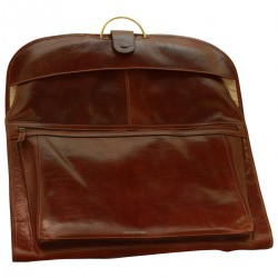 Garment Leather Bag - TLB0008 - Luxury - Leather Bags Toscana