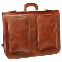 Garment Leather Bag - TLB0012 - Luxury - Leather Bags Toscana