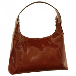 Genuine Leather Women Bag - TLB0691 - Luxury - Leather Bags Toscana